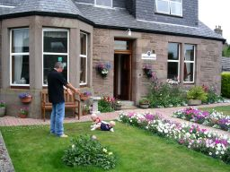 Atholl Cottage B & B close up image