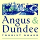 Angus & Dundee Tourist Board Logo and Link